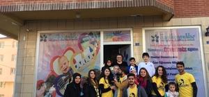 Üniversiteli Genç Fenerbahçeliler'den anlamlı ziyaret