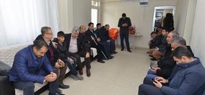 Yeşilyurt Görme Engelli Spor Kulübü ve Otizm Derneği'ne yer tahsis edildi