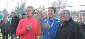 Sesi Görenler Ligi'nde Çankaya GESK şampiyon