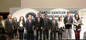 İzmit Belediyesi'nin tarih çalışmalarına ödül