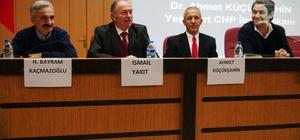 """Malatya'da """"Atatürk'ü Anlamak"""" paneli"""