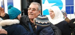 Tokat'ta umre kafilesi kutsal topraklara uğurlandı