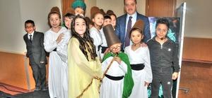 Gaziosmanpaşa'da 'Çocukların Gözünden Mevlana' tiyatrosu sahnelendi