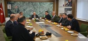 """Başkan Mehmed Ali Saraoğlu: """"Uşak-Kütahya-Balıkesir-Çanakkale Termal Yolu bölgelerin hem önünü hem ufkunu açacaktır"""""""