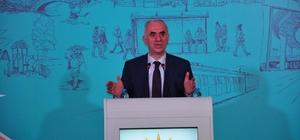 AK Parti Yerel Yönetimler 3. Bölge İstişare ve Değerlendirme Toplantısı sona erdi