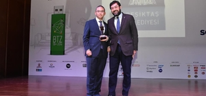 Beşiktaş Belediyesine İTÜ'den ödül