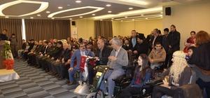 Kırıkkale'de Dünya Engelliler Günü Etkinlikleri