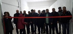 Şebinkarahisar'da hibe destekli tesislerin açılışları yapıldı