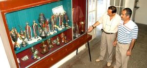 Dokuma'nın hatıraları müzede sergilenecek