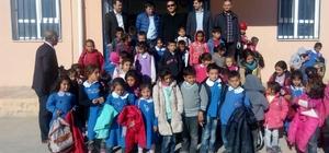 Suruç'ta öğrencilere sağlık hizmeti
