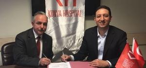 Özel Konya Hospital ile Diva-Sen arasında protokol