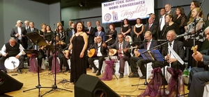 DAHOT'tan Türk Halk Müziği konseri