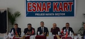 Bitlis'te esnafa indirimli sağlık hizmeti sunulacak