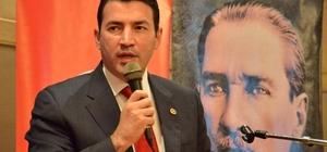 AK Parti Zonguldak Milletvekili Özcan Ulupınar;
