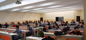 Öğrenciler YGS provası yaptı