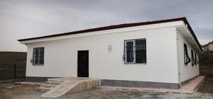 Elazığ Belediyesi'nden dört yeni taziye evi