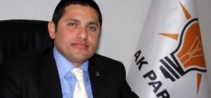 AK Parti Merkez İlçe Başkanı Metin Karaduman;