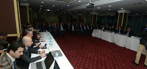 Denizli'de TOKİ projeleri masaya yatırıldı