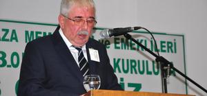 Orman Muhafaza Memurları ve Emeklileri Derneği 28. Olağan Genel Kurulu
