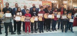 'Malatya Park AVM Satranç Turnuvası' sona erdi