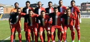 Nazilli Belediyespor, Kocaeli'nde 3 puan bıraktı