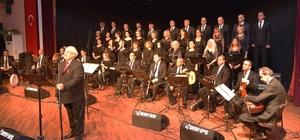 Yunusemre'den Türk Sanat Müziği konseri