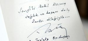 Erdoğan'ın ziyareti, lise öğrencisini sevindirdi