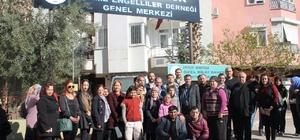 AK Parti Muratpaşa Gençlik Kollarının dernek ziyaretleri