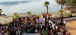 Muğla Galatasaraylılar Derneği'nden Engellilere kahvaltı