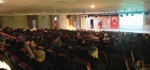 """Van'da """"Merhum Erbakan Hocamızın Bugüne Bakışı"""" konulu konferans"""