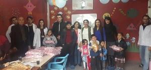 VEDAŞ'tan engelli derneklerine ziyaret