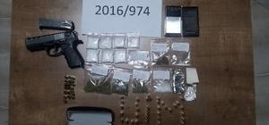 Kayseri'de uyuşturucu ve kaçakçılık operasyonları