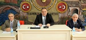Gümüşhane İl Genel Meclisi Aralık ayı toplantıları devam ediyor