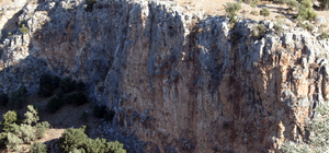 Gökçeler Kanyonu'ndaki mağaralar araştırılacak