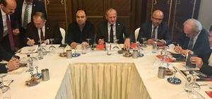 Belediye başkanları Afyon'da toplandı