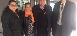 Didim Kent konseyi Kadın Meclisi, gazeteci Nedim Atilla ile buluştu