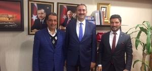 Birlik Vakfı Gaziantep İl Başkanı Aslan'dan Ankara'ya çıkarma