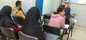 Siirt'te yabancı dil eğitimi