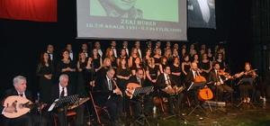 Büyükşehir'den sanat müziği sevenlere keyifli konser
