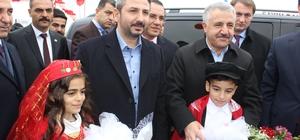 TBMM Başkanvekili Aydın, Bakan Ahmet Arslan'ın verdiği müjdeleri değerlendirdi
