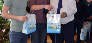 Alman üniversite öğrencileri Başkan Gül'ü ziyaret etti