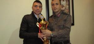 Sandıklı'da 15 Temmuz Şehitler Voleybol Turnuvası tamamlandı