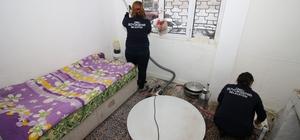 Ordu'da 'evde temizlik hizmeti'