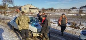 Kırklareli'nde kaçak avcılara 10 bin 284 lira ceza