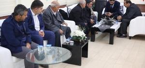 Haliliye'de Aralık ayı halk günü toplantısı yapıldı