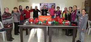 Mezitli Belediyesi Gönüllüleri, '5 Aralık Dünya Gönüllüler Günü'nü kutladı