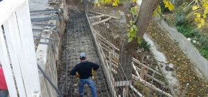 Çakırlı köprüsü genişletiliyor
