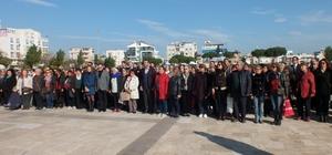 Didim'de CHP'li kadınlar seçme ve seçilme haklarını kutladı