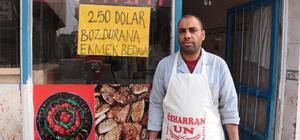 Esnaf Türk lirasına sahip çıkıyor