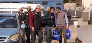 Antalya'da terör örgütü DEAŞ operasyonu